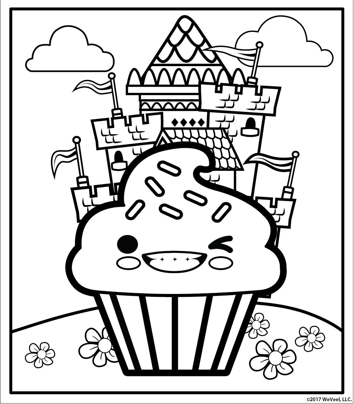 Coloring Pages for Girls Scentos Cute coloring pages