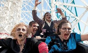 65 For One Entry To Zombie Fright Run Six Flags Great Adventure On Saturday September 14 Up To 134 89 Value Six Flags Great Adventure Six Flags Six Flags Over Texas