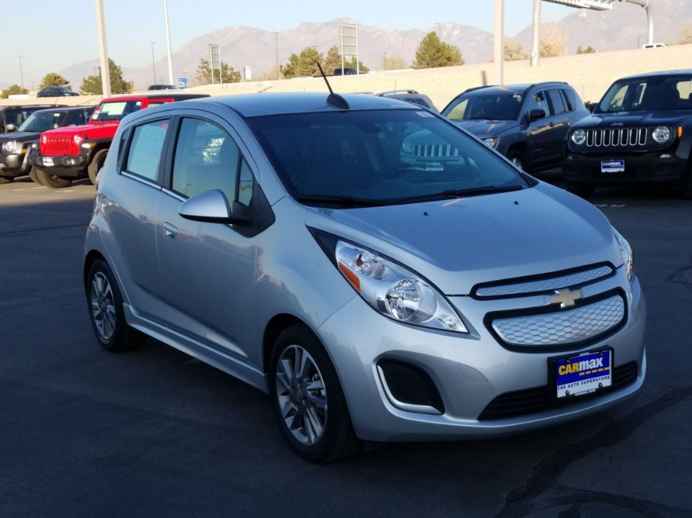Used 2016 Chevrolet Spark Ev In Salt Lake City Utah Carmax