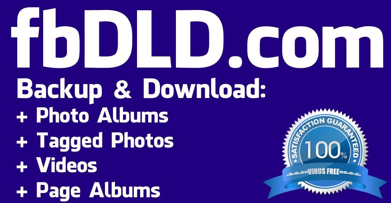Http Fbdld Com Facebook Downloader Facebook Photo Downloader