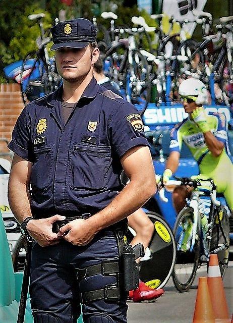 Gay Hot Cops