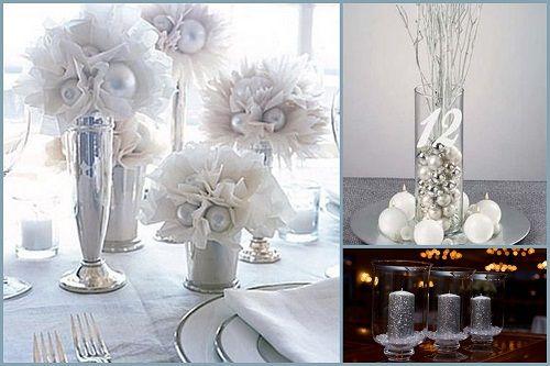 Silver Winter Wedding Ideas Hotref Blog Silver Wedding
