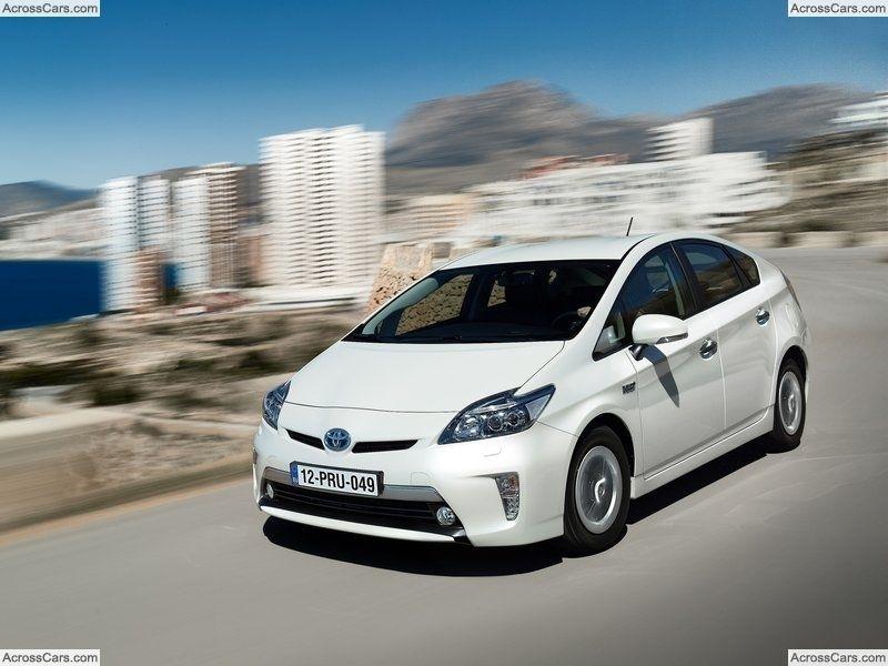 Toyota Prius Plug In Hybrid 2013 Hybrid Car