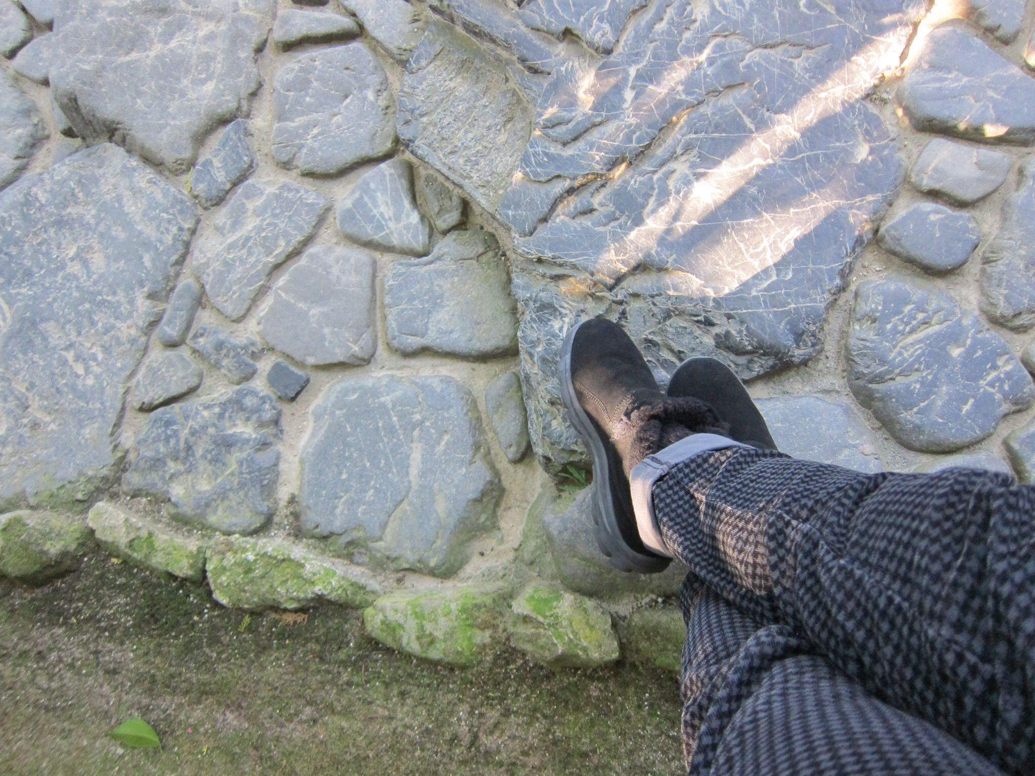Own your step ... :)