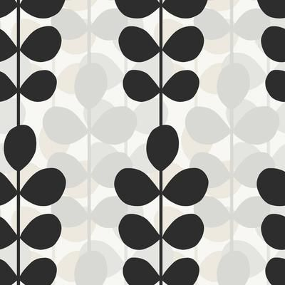 The wallpaper company 20 5 in w black white and grey for Modern wallpaper samples