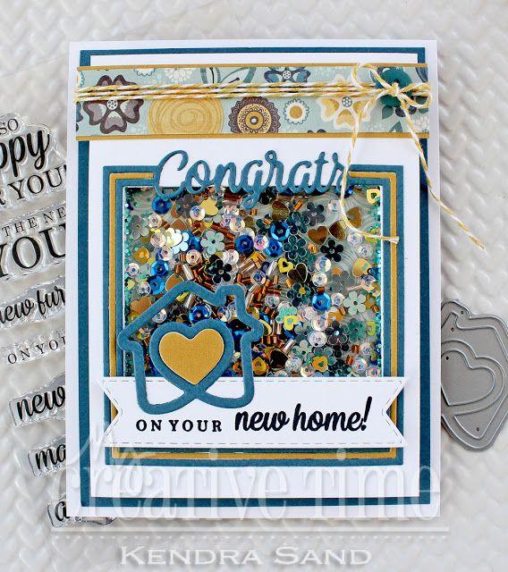 Luv 2 Scrap N' Make Cards, Kendra Sand, Handmade Card, My
