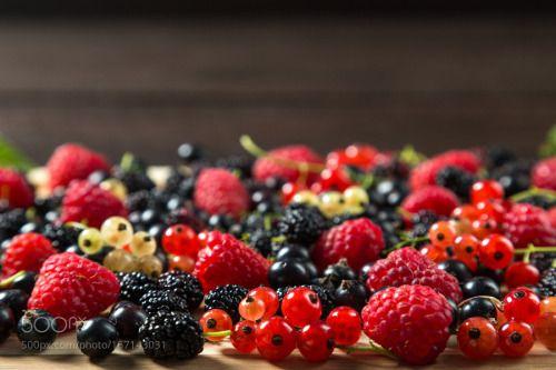 Berries by micjac  IFTTT 500px