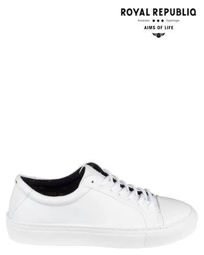 Royal Republiq | Elpique base shoe | Sneakers | White