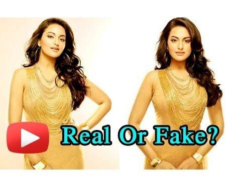 Fake celebrity pics