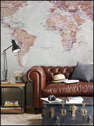 World Travel Inspired Decor Interior Inspiration Living Rooms Decor Home Decor