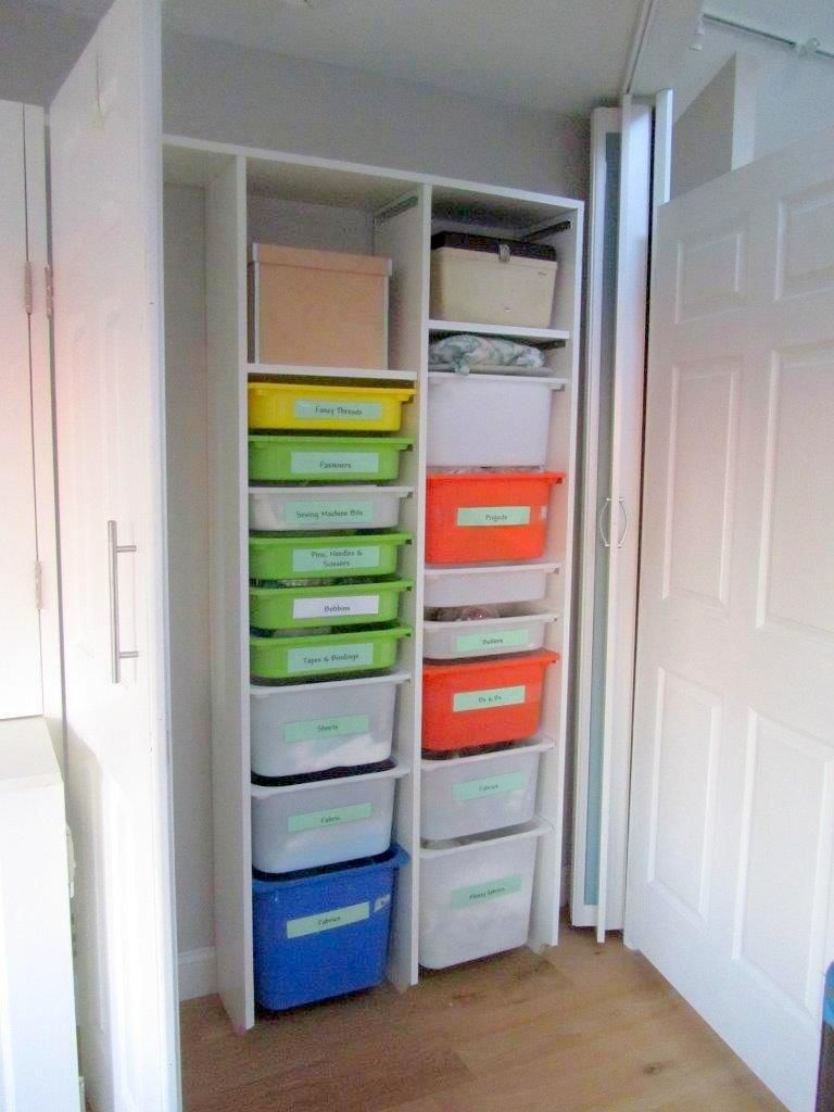 Kids Room Bedroom Storage Chest Unit Box With Lid For Sale: TROFAST: Using IKEA Storage Boxes Without The Frame