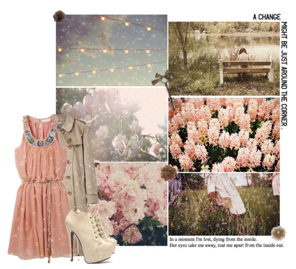 """""""long handwritten note deep in your pocket. words, how little they mean when you're a little too late. i stood right by the tracks, your face in a locket. good girls, hopeful they'll be and long they will wait."""" by meganwenzel ❤ liked on Polyvore"""
