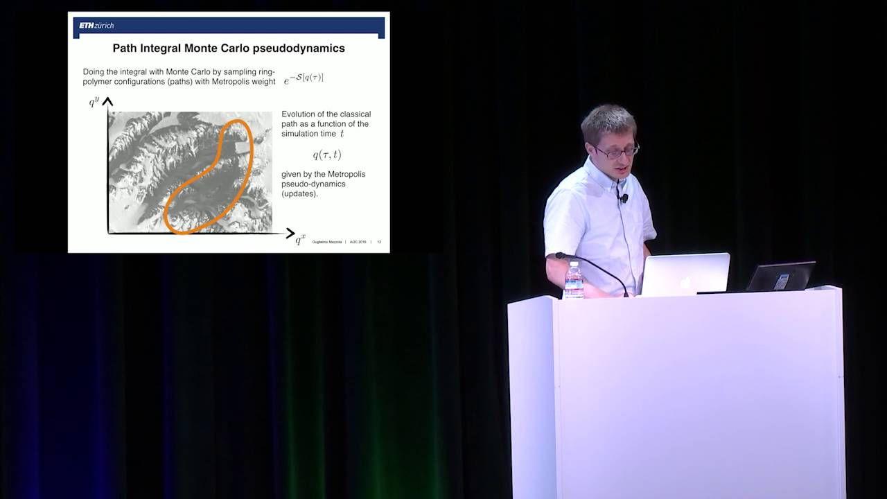 Aqc 2016 Quantum Monte Carlo Simulations And Quantum Annealing Https Www Youtube Com Watch V 5gmu8v7piwo Quantum Computer Quantum Monte Carlo