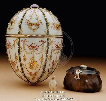 The 1903 Kelch Bonbonniere Egg