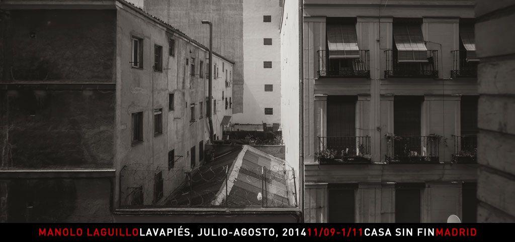 Lavapiés, Julio-Agosto, 2014.