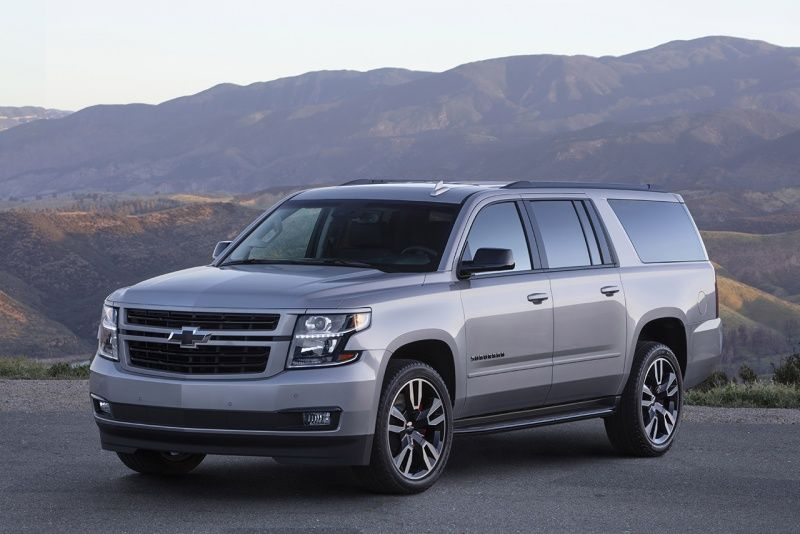 2021 Chevrolet Suburban Msrp Chevy Model In 2020 Chevrolet