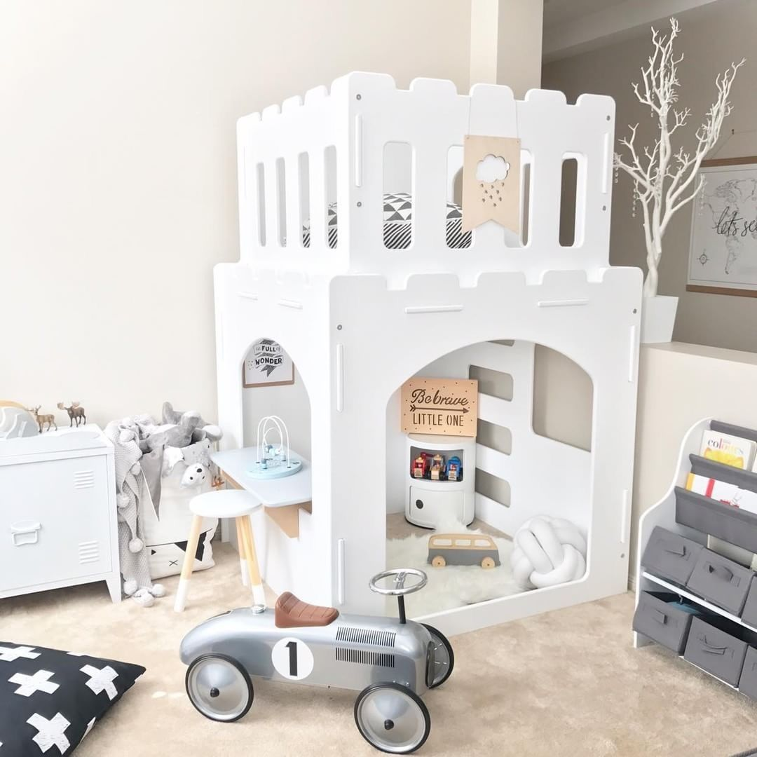 Your Kids Playroom Idea Just Isn T Complete Without A Fort