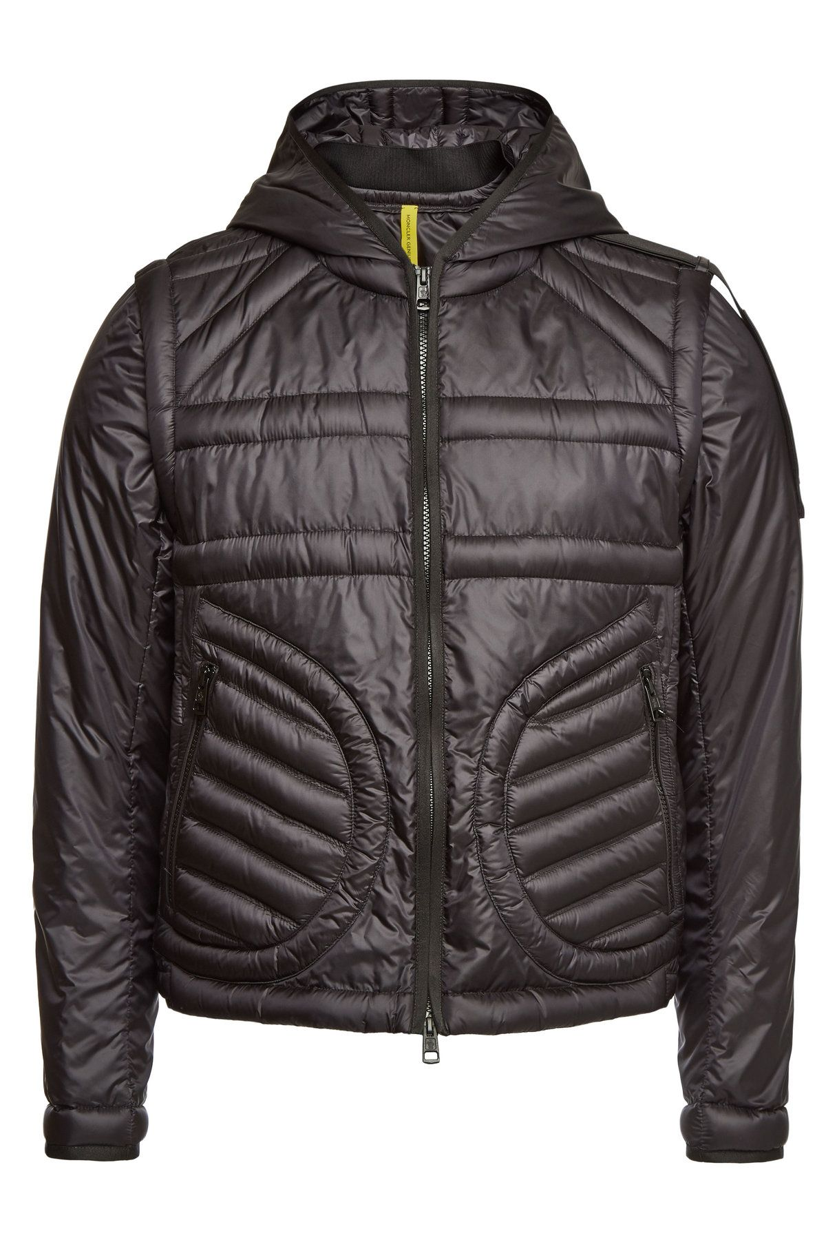 Moncler Genius 5 Moncler Craig Green Apex Quilted Down Jacket With Hood Monclergenius Cloth Down Jacket Hooded Jacket Moncler