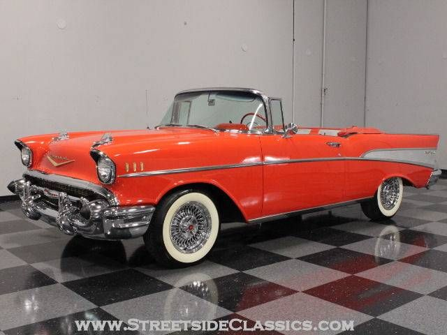 1957 Chevrolet Bel Air Convertible - Image 1 of 14