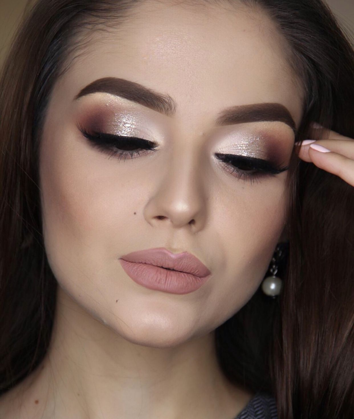 Pin by Isela Rocha on Makeup | Makeup for small eyes ...