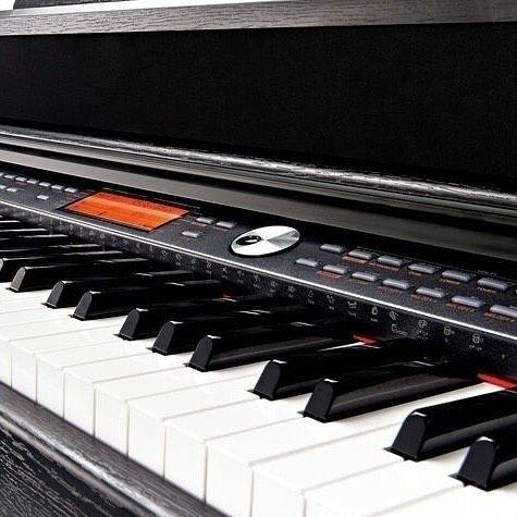 Amazing #Digitalpiano - Thomann DP-95 B Ready to play some