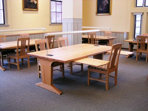 Harvard University Radcliffe Institute Tables Paul Downs Cabinetmakers Conference Table Table University Tables