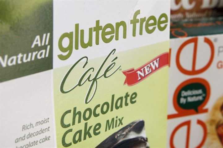 Are canadians over the glutenfree food trend gluten