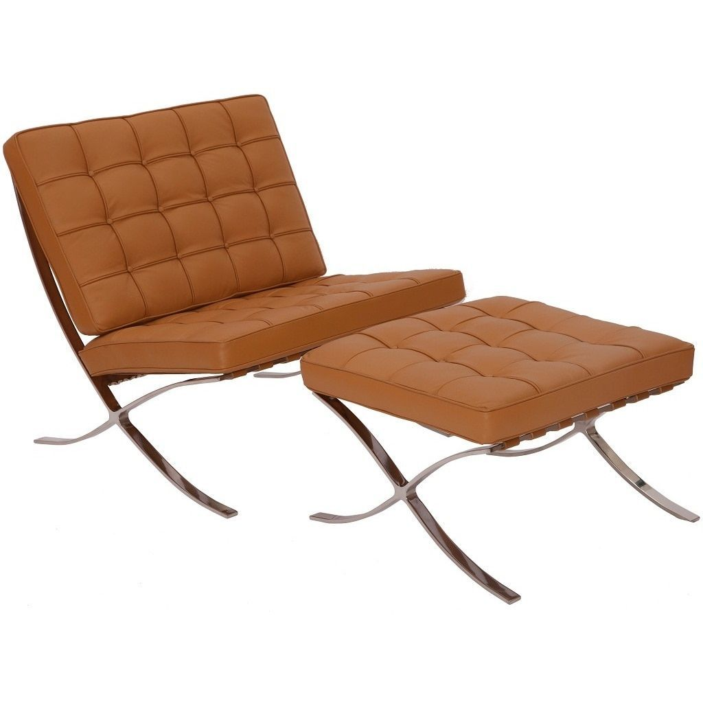 Strange Mlf Pavilion Chair Ottoman Light Brown Light Brown Gmtry Best Dining Table And Chair Ideas Images Gmtryco
