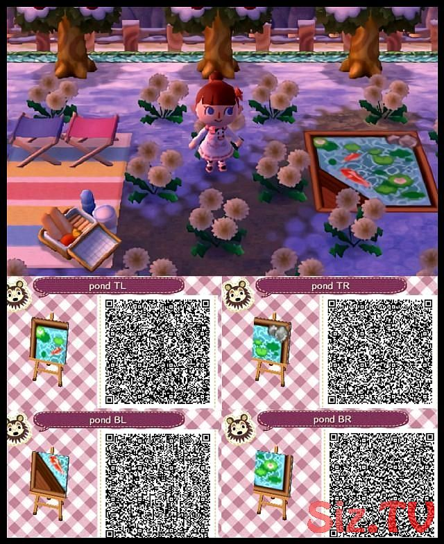 Animal Crossing New Leaf And Hhd Qr Code Paths Photo Animal Animalcrossingnewleafhouse Code Cro Animal Crossing Animal Crossing Qr Animal Crossing Fish