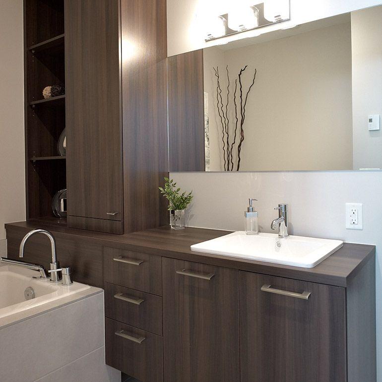 fabricant de salles de bain cuisines beauregard - Salle De Bain Contemporain