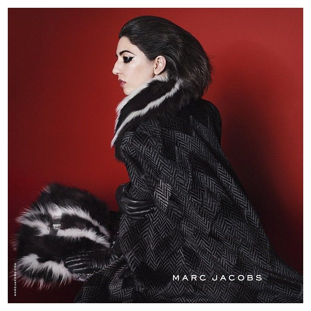Sofia Coppola • Marc Jacobs Fall '15 campaign photographed by David Sims