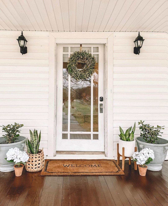 Farmhousehome Decorating Ideas: Farmhouseinteriors On Instagram: Love This Door