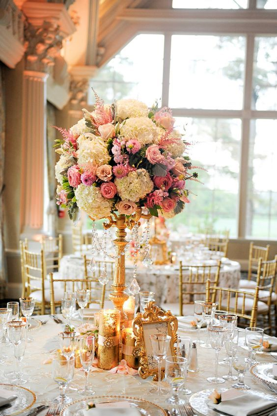 Wedding Reception 43 11042016 Km Modwedding Gold Wedding Decorations Pink And Gold Wedding Pink Wedding Decorations