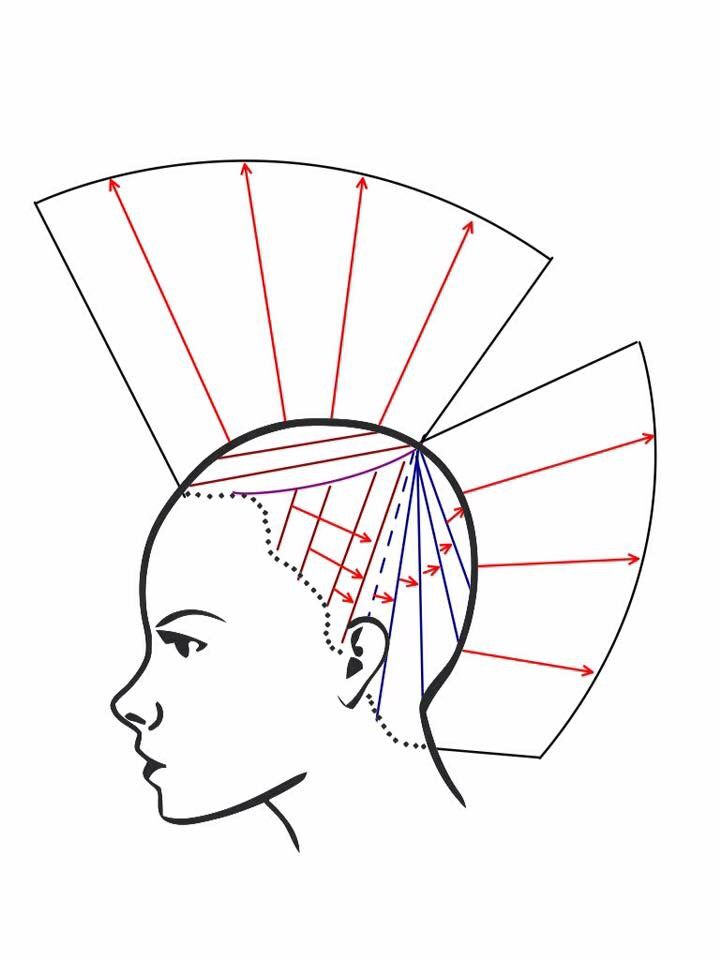 Hairtechapp Head Sheet Cutting