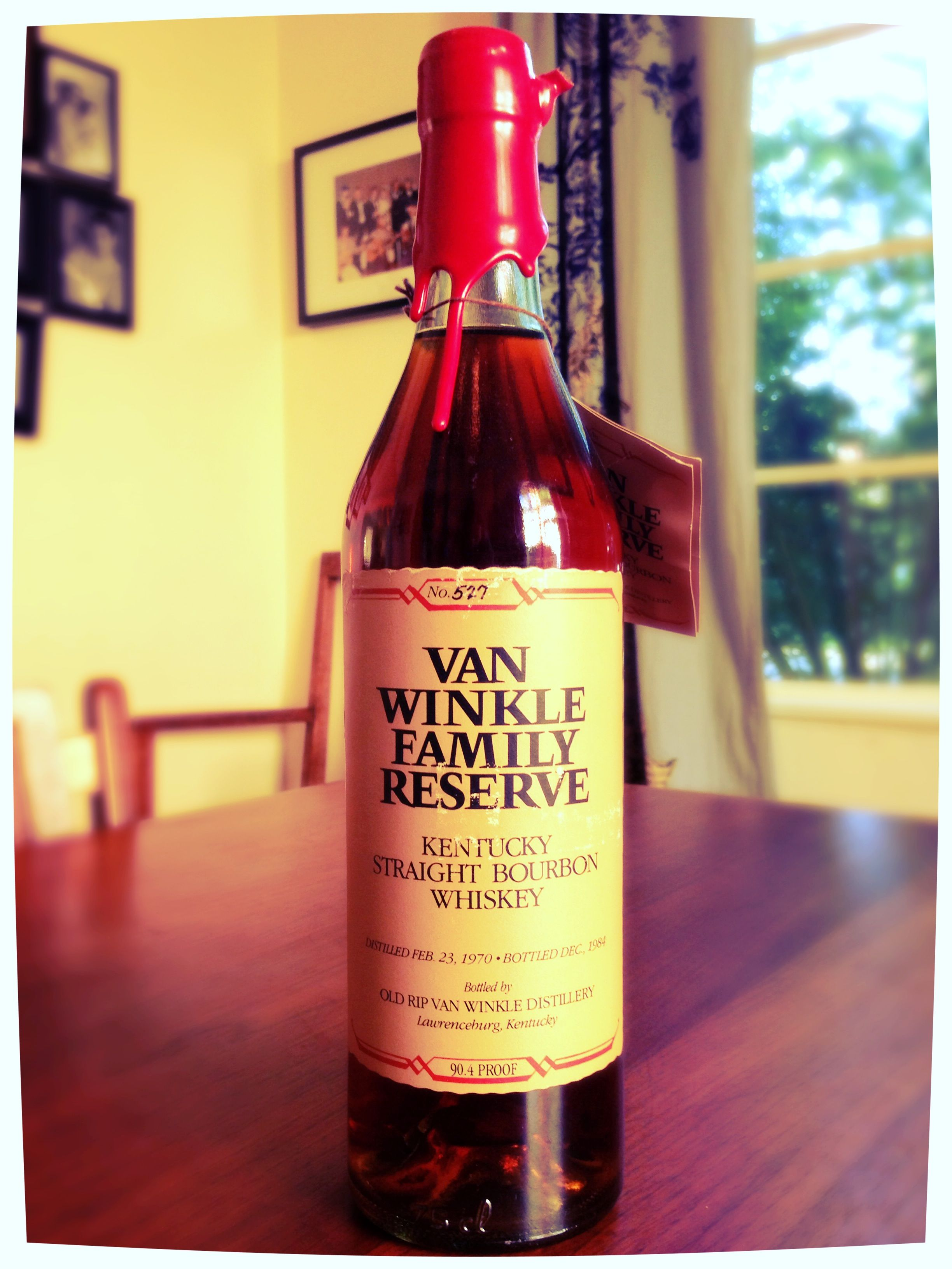 Recently Opened For A Special Occasion At Our Cabin And My Oh My Yes That Good Bourbon Whiskey Bourbon Bottle