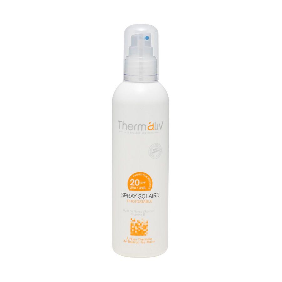 Thermaliv - Spray solaire - Birchbox