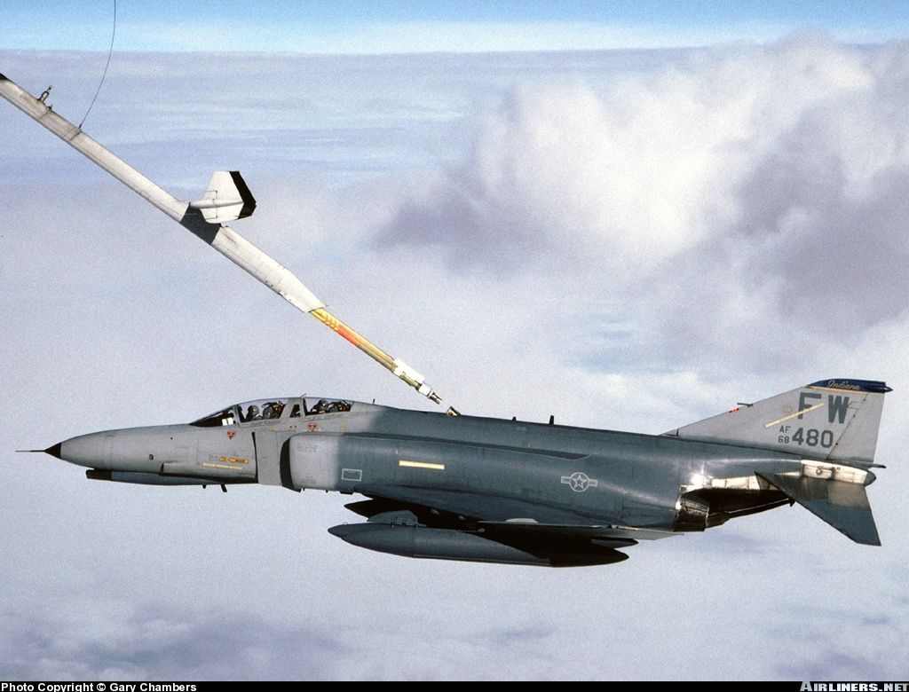 McDonnell Douglas F4E Phantom II USA Air Force