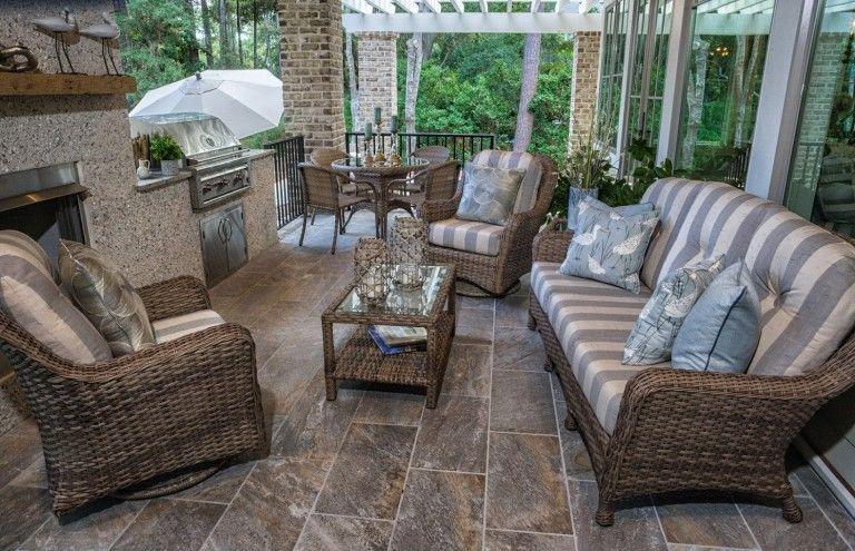 Beautiful Wicker Outdoor Furniture, Outdoor Patio Furniture Myrtle Beach Sc