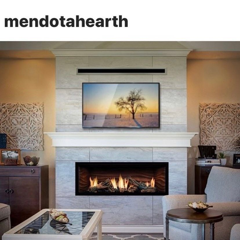 Pin By Rettinger Fireplace Systems On Mendota Fireplaces In 2020