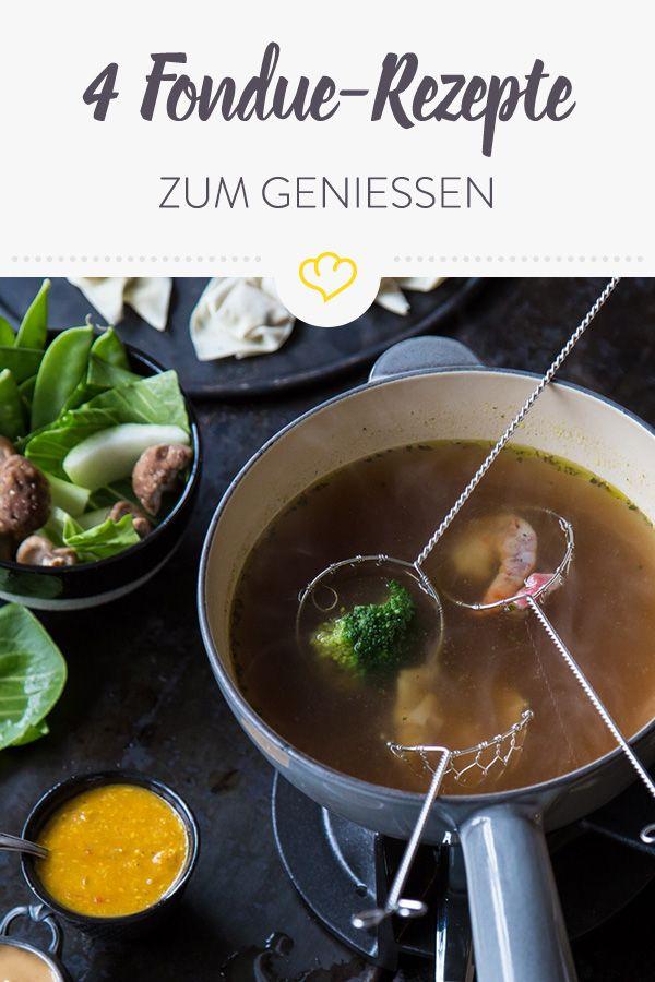 fondue 4 rezepte zum dahinschmelzen food and drink r cup. Black Bedroom Furniture Sets. Home Design Ideas