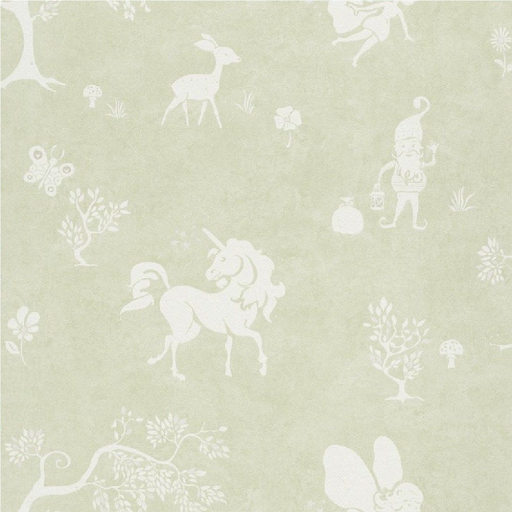 Rasch Bambino Fairy Tale Motif Wallpaper 287837