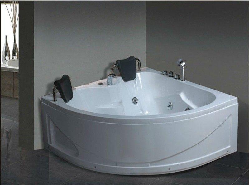 No B231 Bathtubs Double Massage Bathtub Bath Tub Indoor Shower