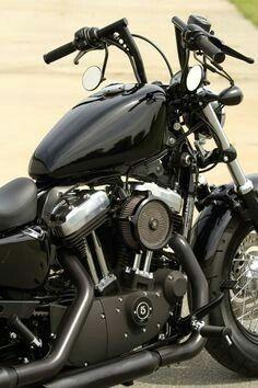 Ghim Của Ron Prunty Tren Harley Sportster