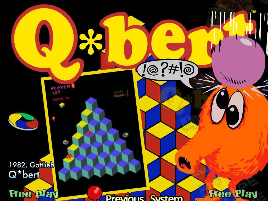 Qbert Game Download