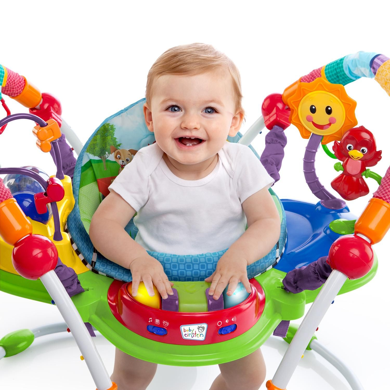 1b5e17ff04d4 Amazon.com   Baby Einstein Activity Jumper Special Edition ...