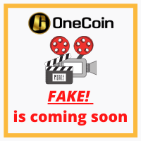 OneCoin Movie Called Fake! Hollywood Movie Starring Kate Winslet.