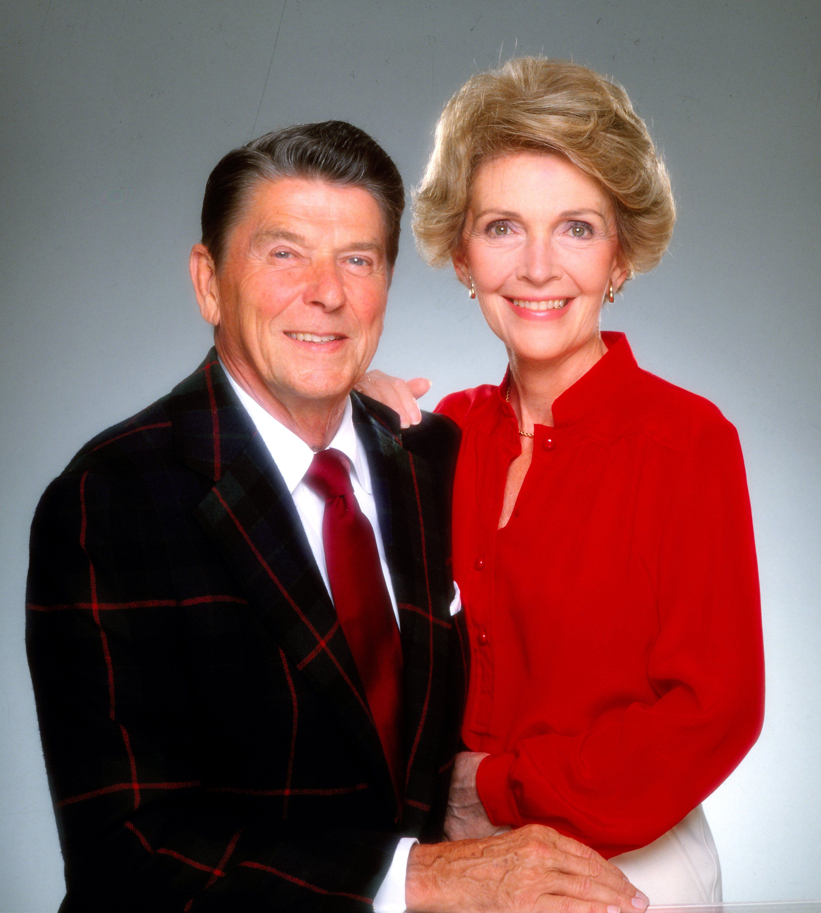 When did ronald reagan get married