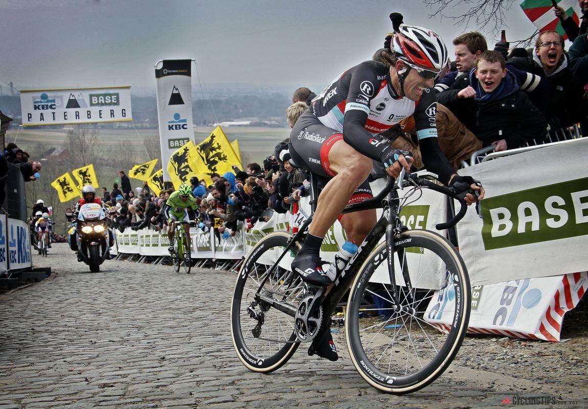 2013 Tour of Flanders, Fabian Cancellara