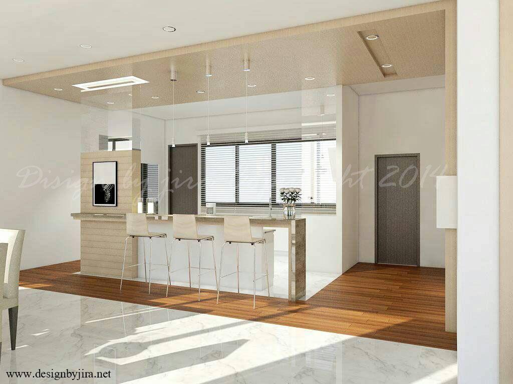Design by jira Zen style Pantry   Zen Interior Design Style Modern ...