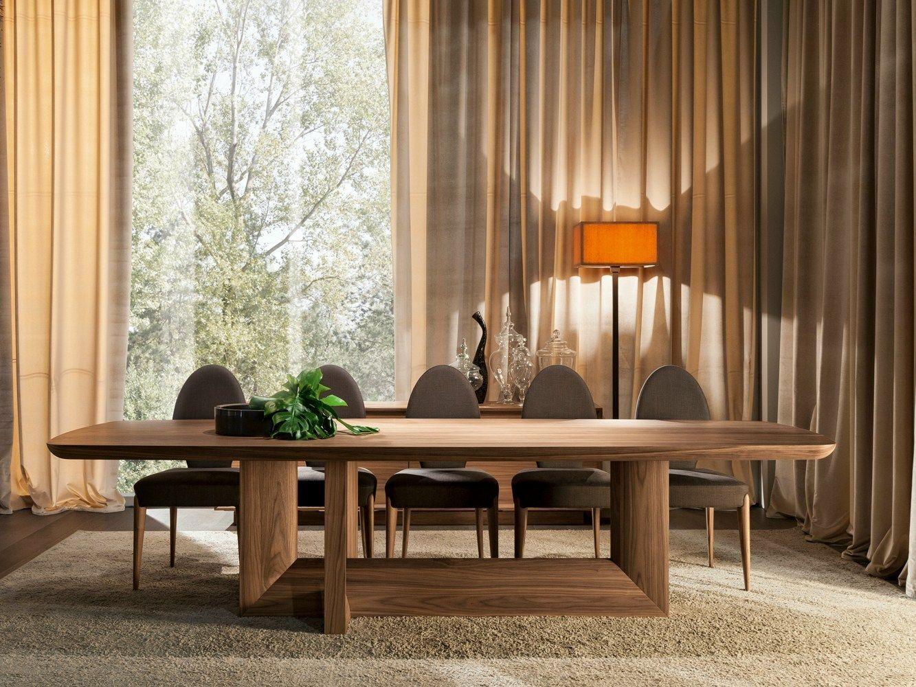 Tavolo pranzo ~ Indigo tavolo da pranzo by selva design leonardo dainelli palm